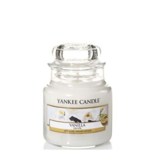 Vanilla Small Jar Yankee Candle