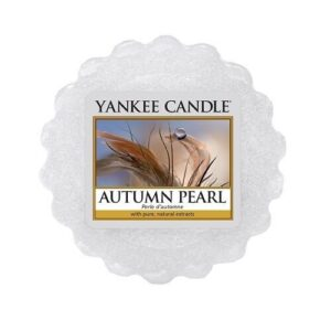 Autumn Pearl Wax Melt Tart Yankee Candle