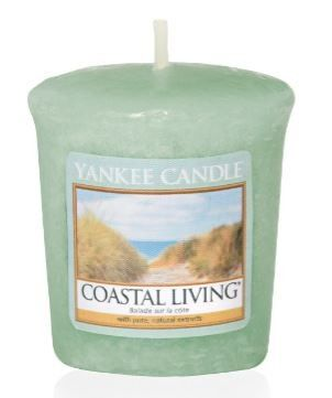Coastal Living Votive Yankee Candle