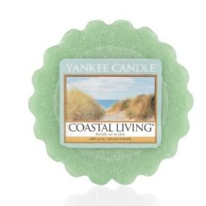 Coastal Living Wax Melt Tart Yankee Candle