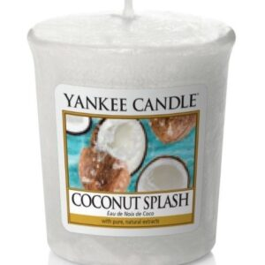 Coconut Splash Votive Yankee Candle