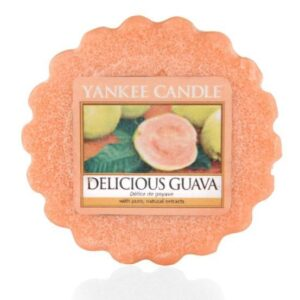 Delicious Guava Wax Melt Tart Yankee Candle