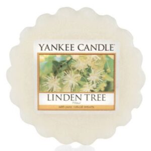 Linden Tree Wax Melt Tart Yankee Candle