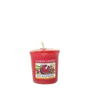 Red Raspberry Votive Yankee Candle