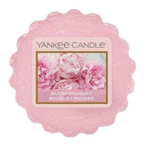 Blush Bouquet Wax Melt Tart Yankee Candle