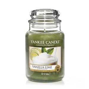 Vanilla Lime Large Jar Yankee Candle