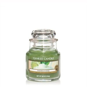 Vanilla Lime Small Jar Yankee Candle