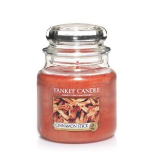 Cinnamon Stick Medium Jar Yankee Candle
