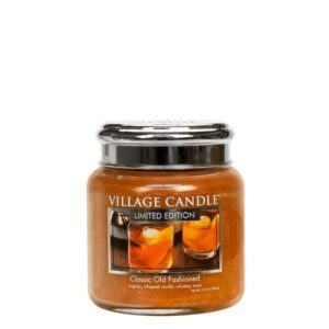 Classic Old Fashioned Village Candle Geurkaars Medium