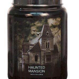 Haunted Mansion Village Candle Geurkaars Large
