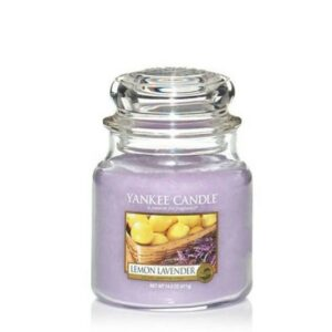 Lemon Lavender Medium Jar Yankee Candle