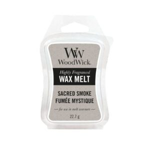 WoodWick Sacred Smoke Mini Wax Melt