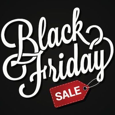 Black Friday Korting!