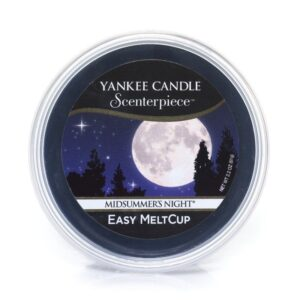 Midsummers Night Scenterpiece Melt Cup Yankee Candle