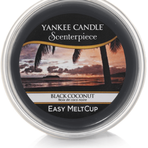 Black Coconut Scenterpiece Melt Cup Yankee Candle