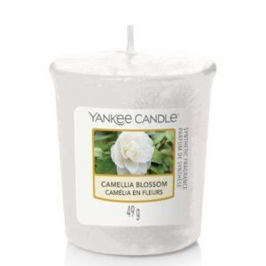 Camellia Blossom Votive Yankee Candle