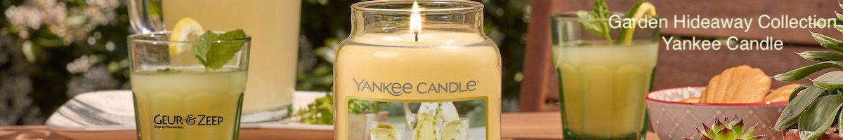 Garden Hideaway Collection Yankee Candle