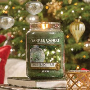 The Perfect Tree van Yankee Candle