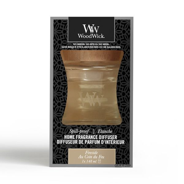 De Woodwick Spill-Proof Home Fragrance Diffuser