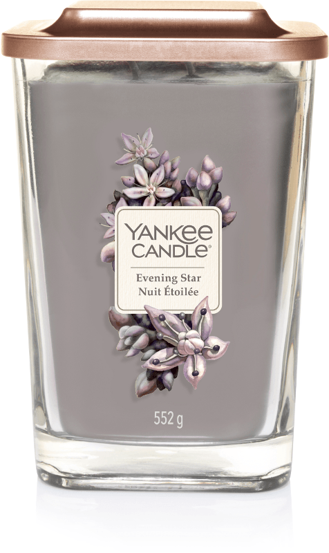 Evening Star Elevation Yankee Candle Large