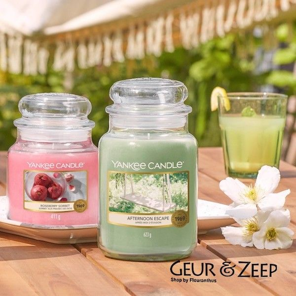 Afternoon Escape van Yankee Candle