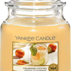 Calamansi Cocktail Medium Jar Yankee Candle