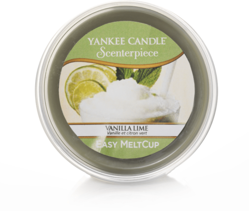 Vanilla Lime Scenterpiece Melt Cup Yankee Candle
