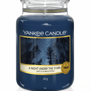 A Night Under The Stars Large Jar Yankee Candle