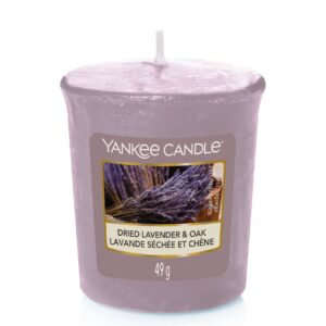 Dried Lavender & Oak Votive Yankee Candle
