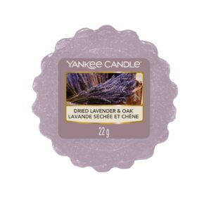 Dried Lavender & Oak Wax Melt Tart Yankee Candle
