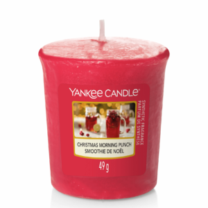 Christmas Morning Punch Votive Yankee Candle