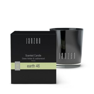 JANZEN Scented Candle Earth 46