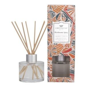 Greenleaf Heirloom Spice Reed Diffuser