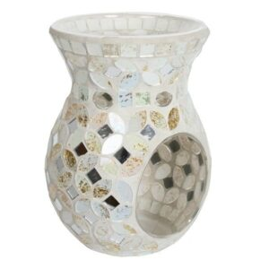 cream-gold-metallic-mosaic-wax-melt-burner-woodbridge-www-geurenzeep-nl