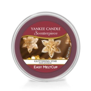 Glittering Star Scenterpiece Melt Cup Yankee Candle